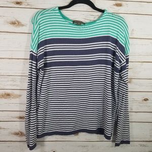 Women's Tommy Bahama Long Sleeve Striped Top